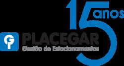Selo 15 anos Placegar